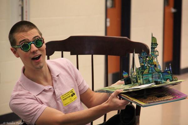 Abe Shearer found the Emerald City