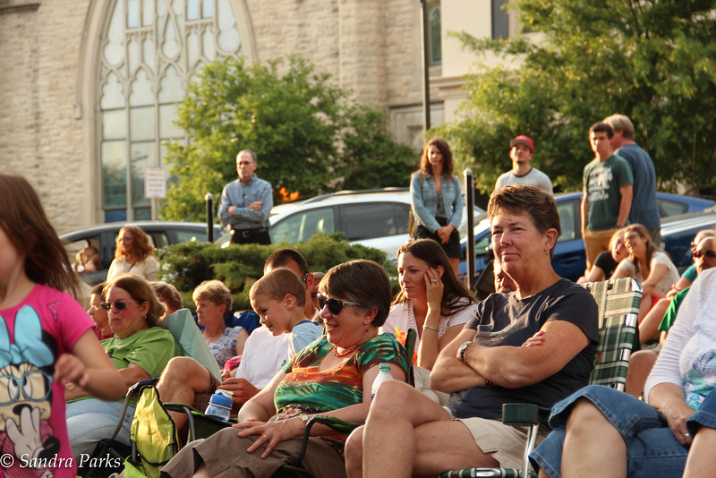 Fridays on the Square, 6-12-15