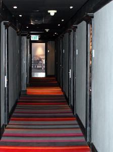 Corridor - Hotel Max Seattle