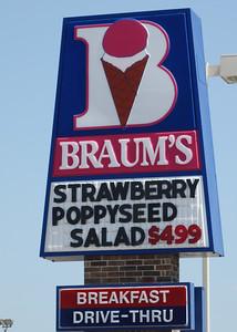 Braum's Ice Cream!
