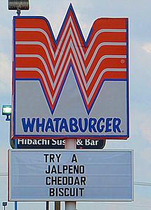 Whataburger - Logo Challenge!