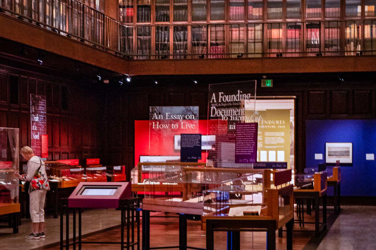 The Huntington Library Exhibition Hall