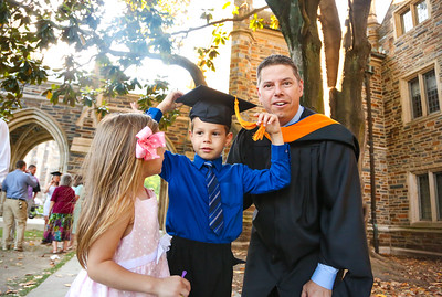 Duke School of Nursing Graduation