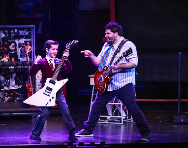 School of Rock the Musical National Tour