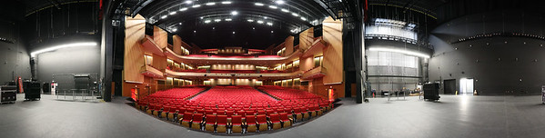 360° panorama for DPAC