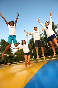 Cover photo for their yearly program brochure. YMCA Camp Gorham NY  HuthPhoto.com & PhotoTeamNorth.com