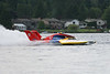 Hydroplanes : Hydroplane racing on Lake Sammamish