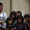PORTRAIT OF JAKARTA TEENAGERS. KOTA. JAKARTA.