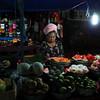 WARUNG AT THE NIGHT MARKET. PASAR MALAM. GIANYAR. UBUD. BALI. INDONESIA.
