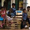 SULAWESI KIDS. TANA TOARAJA. SULAWESI. INDONESIA.