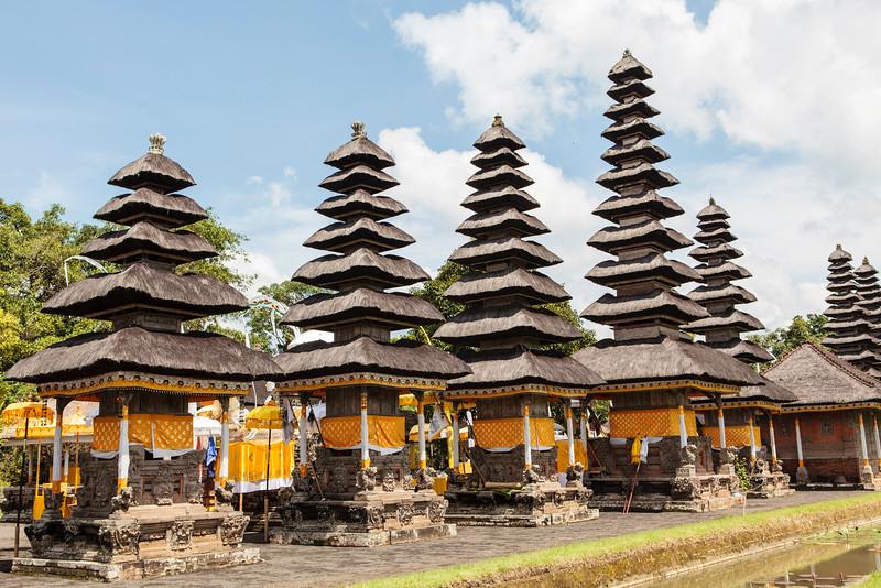 BALI. INDONESIA. TAMAN AYUN TEMPLE.