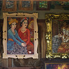 BALI. UBUD. BALINESE ART. PAINTINGS.