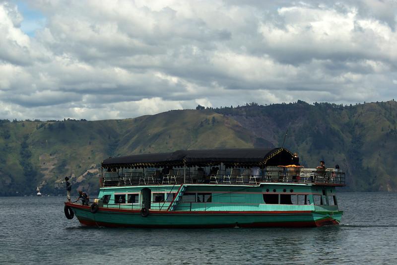 Indonesia - Samosir Island Lake Toba Bagus Bay - Sumatra by JeeWee - 2009
