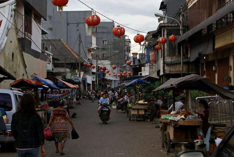 GLODOK. CHINA TOWN. JAKARTA. INDONESIA.