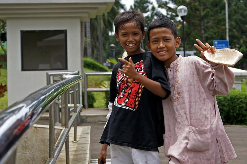 JAKARTA. JAVA. JAVANESE BOYS. TAMAN MINI INDONESIA INDAH.