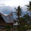 Samosir Island Lake Toba - Sumatra BATAK HOUSE