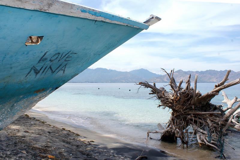 Lombok - Gili Air  LOVE NINA.