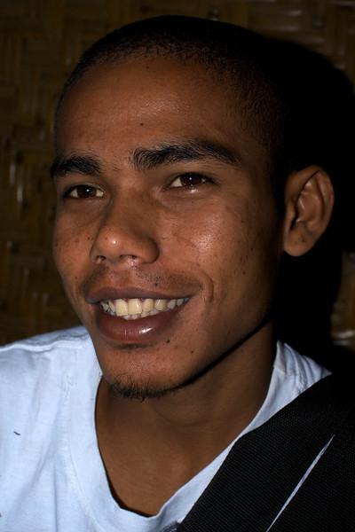 KOMODO GUY LINKAR. FLORES. NUSA TENGGARA (A.K.A. LESSER SUNDA ISLANDS). INDONESIA.