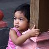 BALINESE GIRL. JIMBARAN. BALI.