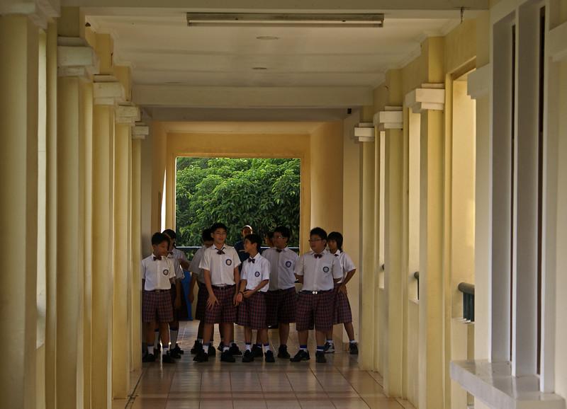 HIGH SCHOOL. SANTA LAURENSIA. ALAM SUTERA. SERPONG. JAKARTA. INDONESIA.