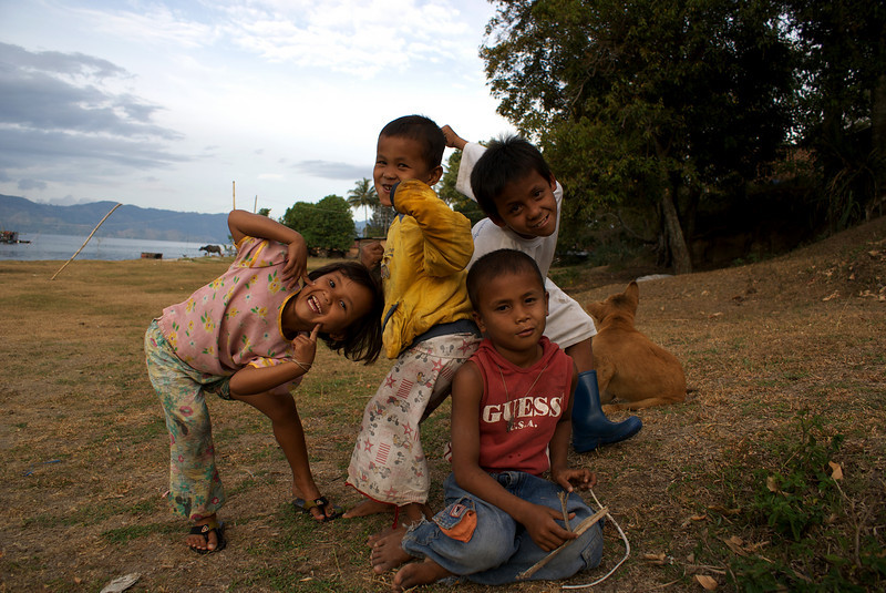 Indonesia - Samosir Island Lake Toba