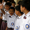 HIGH SCHOOL KIDS. ST. LAURENSIA. ALAM SUTERA. SERPONG. JAKARTA. JAVA. INDONESIA.