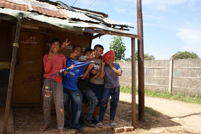 Serpong - Jakarta - 2007 schoolkids en straatkinderen children