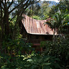 BATAK HOUSE. SAMOSIR ISLAND. SUMATRA. INDONESIA.