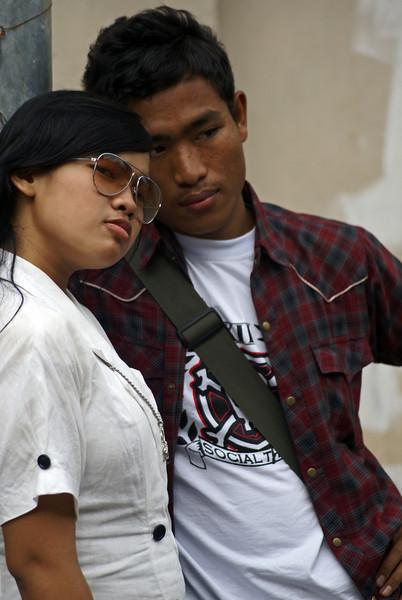 JAKARTA. KOTA. YOUNG COUPLE.