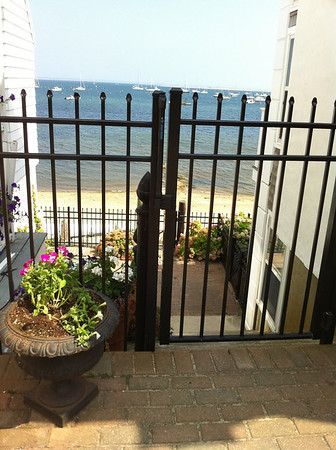 Gate View in Provincetown