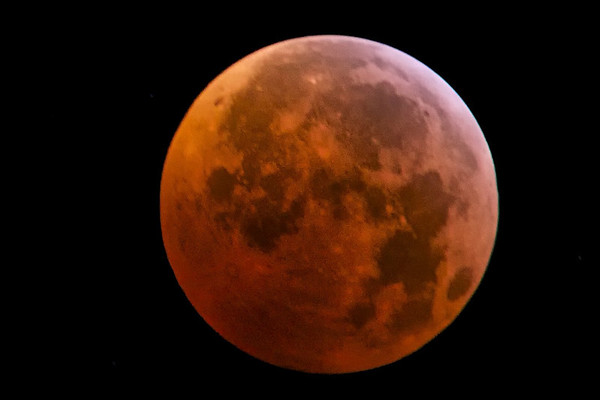 Lunar Eclipse - Winter Solstice 2010