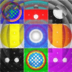Mandalic Prism
