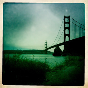 Golden Gate Bridge - 7/22/11
