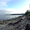 iPhone Panoramic Landscape of Midcoast Maine