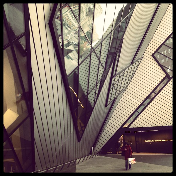 The Royal Ontario Museum, Toronto