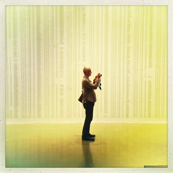 Ai Weiwei exhibition, AGO, Toronto 2013.  Copyright Michel Botman Photography ©