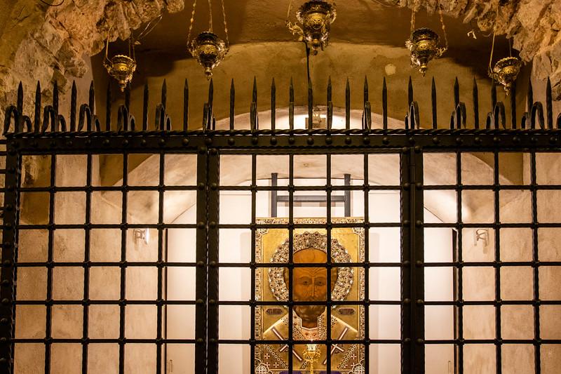 The Basilica of Saint Nicholas church in Bari in Apulia, Italy - Europe