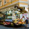 ROME. FRUIT STALL.