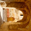 Narrow streets in the historic center of Ugento, Salento, Apulia, Italy - Europe