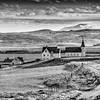 Fjord Church Complex BW-130324_Iceland_9258_HDR
