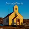 Church Near Bordeyri At Sunset-130324_Iceland_9278