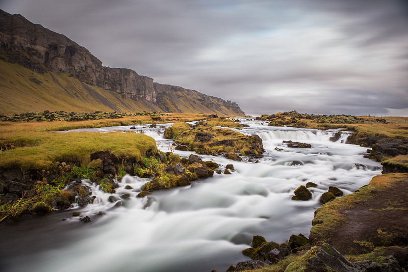 Dramatic Iceland