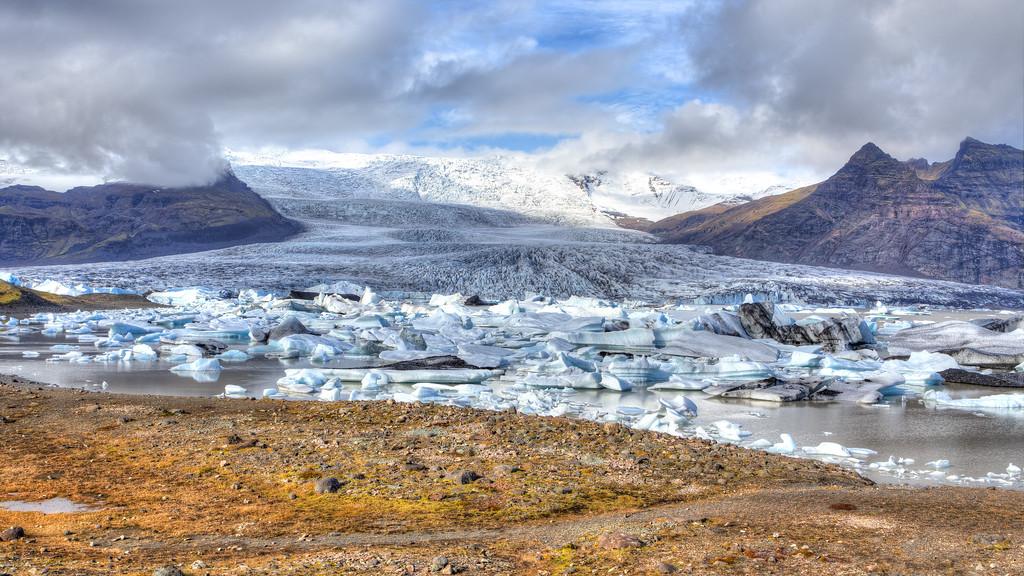 Glacial Landscape