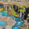 Desert Waterfalls