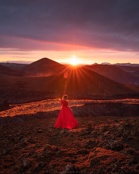 Sunrise dance