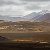 Unique landscapes of Landmannalaugar
