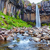 Basalt Waterfall