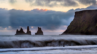 Reynisdrangar Sea StacksII