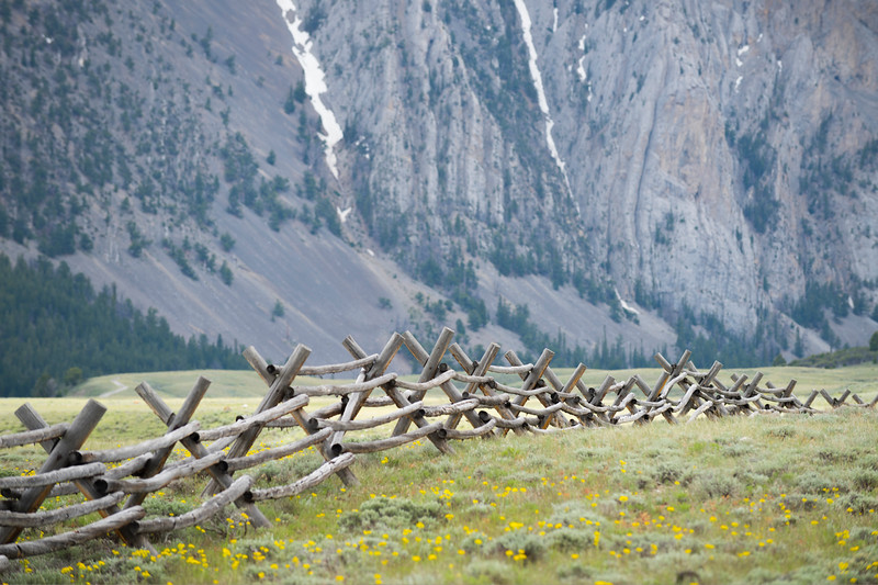 Old World Fence - Idaho