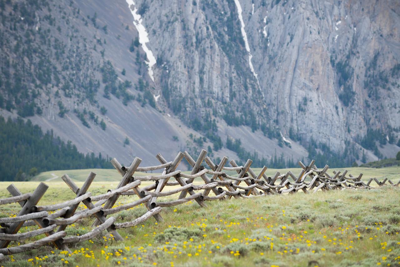 Old World Fence - Idaho